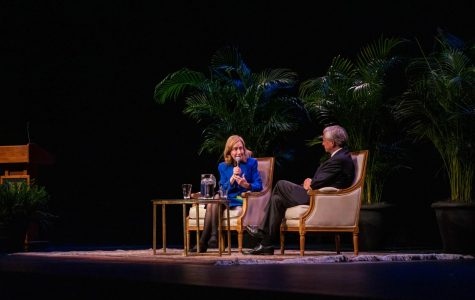 Historian Doris Kearn Goodwin speaks for Chancellor Lecture Series