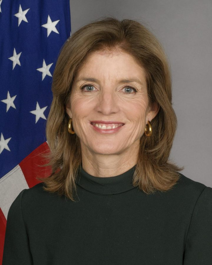 Caroline Kennedy (Photo courtesy 2009-2017.state.gov)