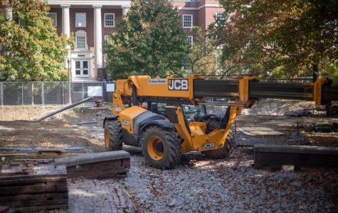 Construction updates: Grad student village to house grocery store and coffee shop, plans to improve access to Peabody Campus, other updates