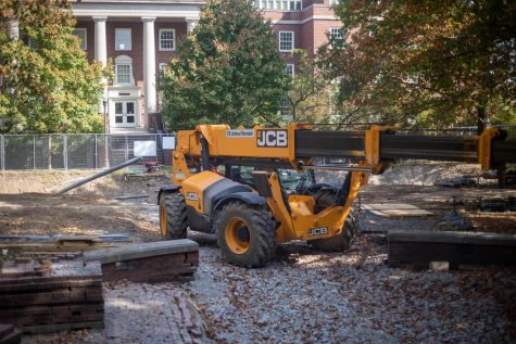 Construction updates: Grad student village to house grocery story and coffee shop, plans to improve access to Peabody Campus, other updates