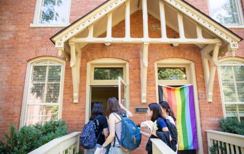 University considers effort to install rainbow crosswalk in support of LGBTQIA+ community
