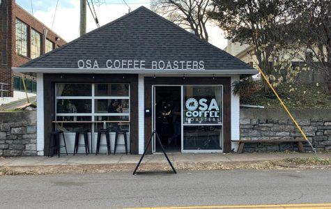 Osa Coffee provides a delicious alternative to Munchie Mart whenever you need a caffeine kick. (Photo by Hannah Haecker)
