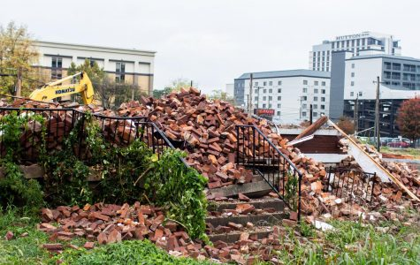 Vanderbilt demolishes historic Manuel Cuevas house to build graduate student housing