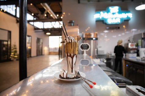 Gracie's Milkshake Bar: Milkshakes, elevated