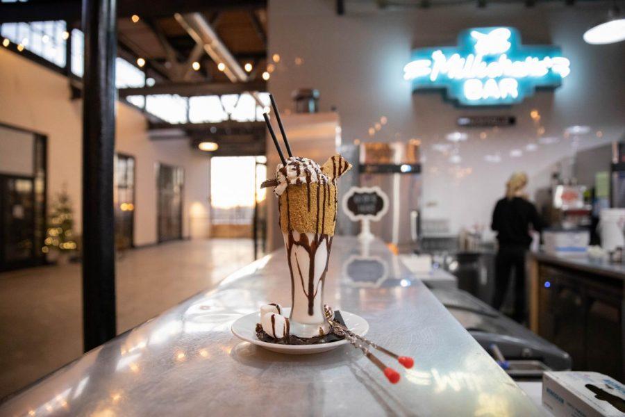 Gracie's Milkshake Bar: Milkshakes, elevated