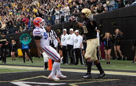 MUIR: Commodores need to convert on third-downs, limit sacks to upset the Gators