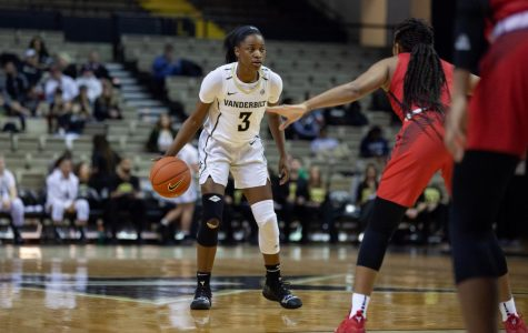 Vanderbilt women's basketball wins season opener 88-66