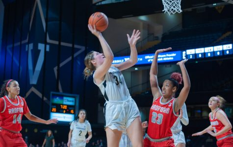 Vanderbilt women demolish Radford 80-46