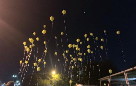 Hundreds attend vigil to celebrate life of Adriel Bineza
