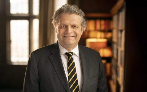 Vanderbilt Chancellor Daniel Diermeier. (Photo courtesy Vanderbilt University)