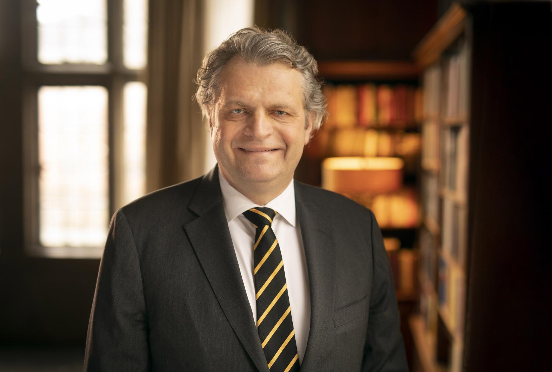 Vanderbilt Chancellor Daniel Diermeier. (Photo courtesy Vanderbilt University)