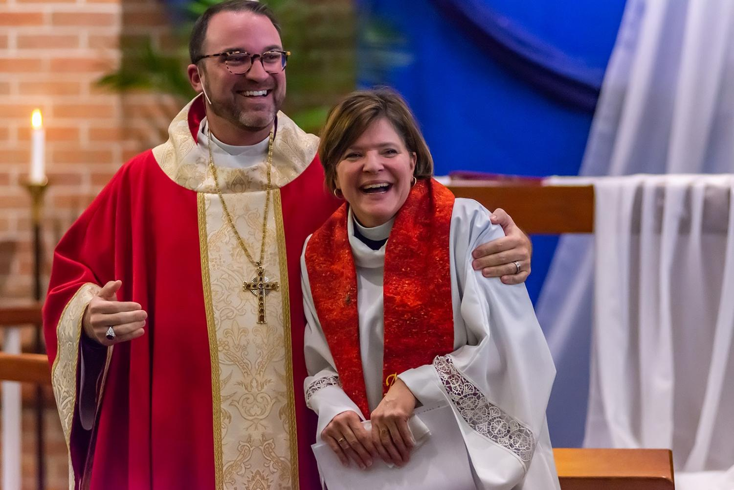 VDS alumna becomes Nashville's first queer female Lutheran ...