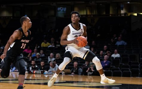 BREAKING: Vanderbilt forward Aaron Nesmith out indefinitely with stress fracture
