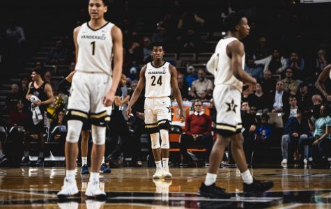 Vanderbilt falls to SMU 92-81 in the team's last non-conference matchup.
