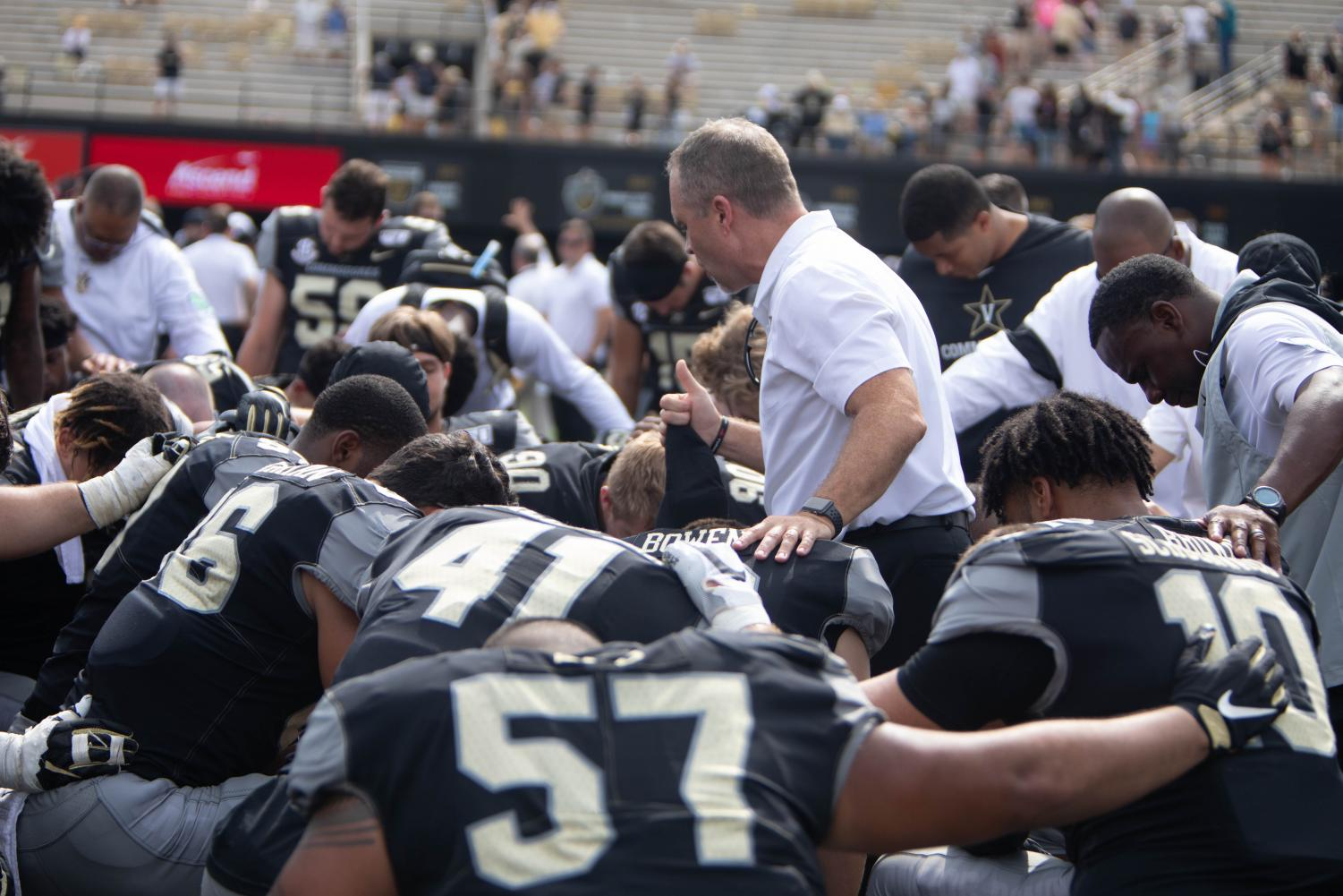 Vanderbilt prepares for a home matchup with Northern Illinois.