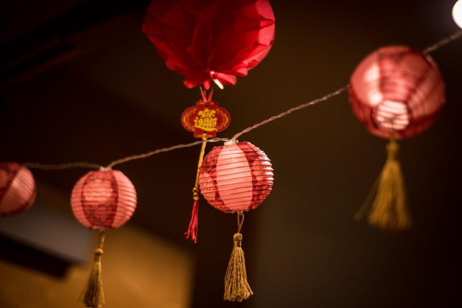 VUCA celebrates Lunar New Year in Sarratt