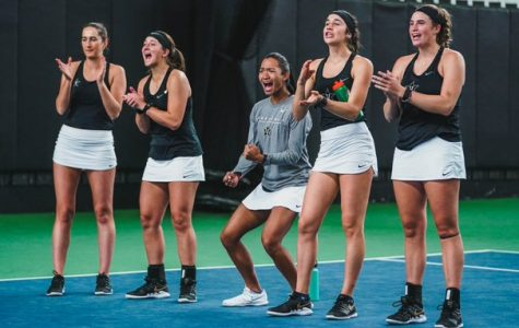Vanderbilt Women's Tennis blanks Penn 4-0 to secure first team victory