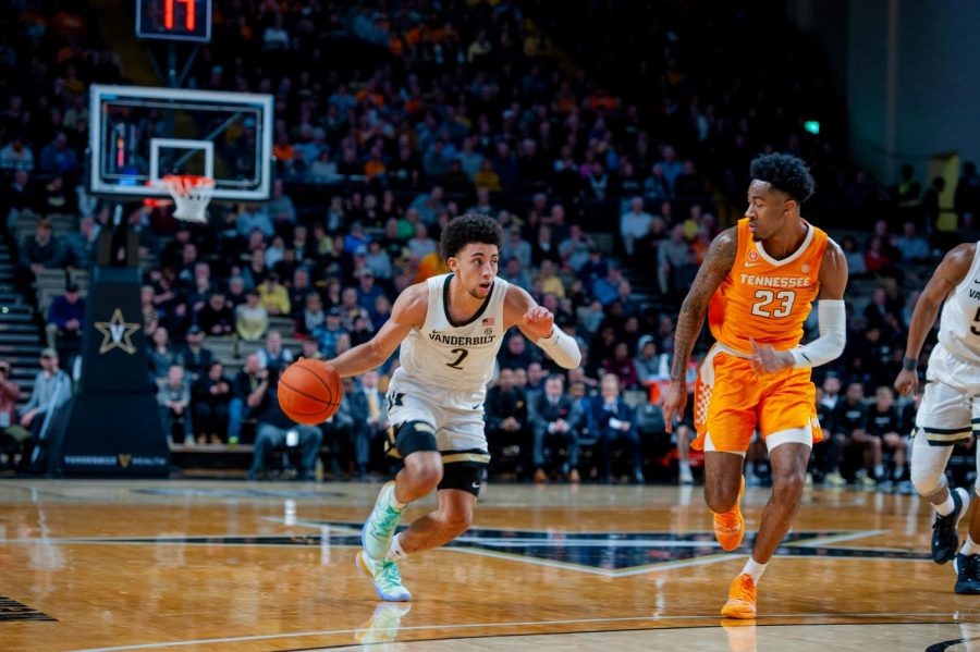 Vanderbilt has struggled through its first 7 SEC games, including a loss to rival Tennessee early in January