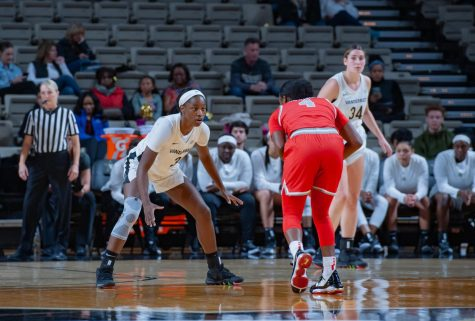 Two years removed from two knee surgeries, Jordyn Cambridge is Vanderbilt's defensive anchor