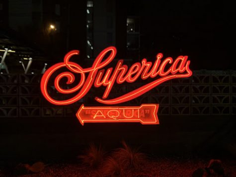 A taste of the southwest: Superica