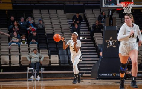 Commodores struggle from deep, fall at home to Missouri