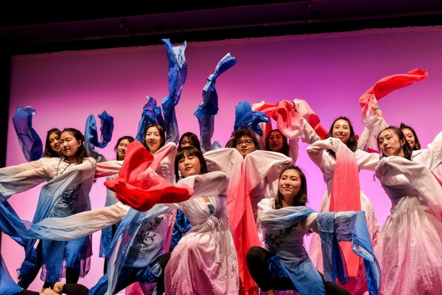 IN PHOTOS:  The Lunar New Year Festival Showcase 2020