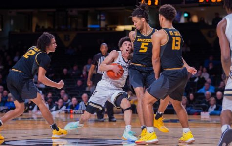 Tigers claw back, down Commodores 61-52 in defensive affair at Memorial