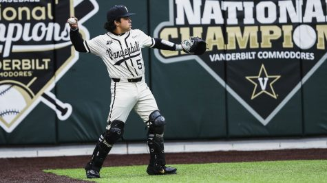 STERN: In CJ Rodriguez, Commodores have their next great catcher