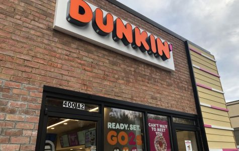 A Dunkin' Donuts location is opening a new, convenient location on Feb. 4 next to Chipotle on 21st. Ave.