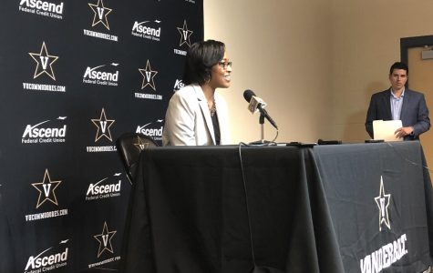 Candice Storey Lee poised to serve as Vanderbilt's interim athletic director