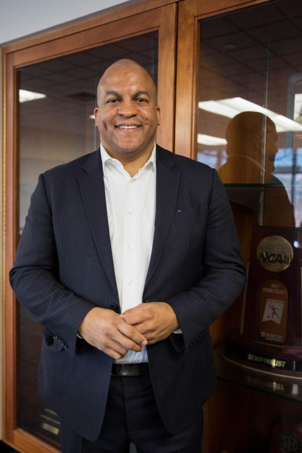 Athletic Director Malcolm Turner has resigned per the University