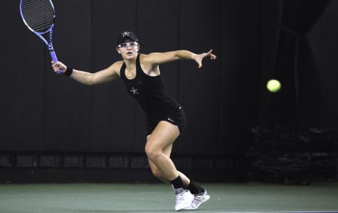 Vanderbilt Women's Tennis Upsets No.10 Ohio State 5-2
