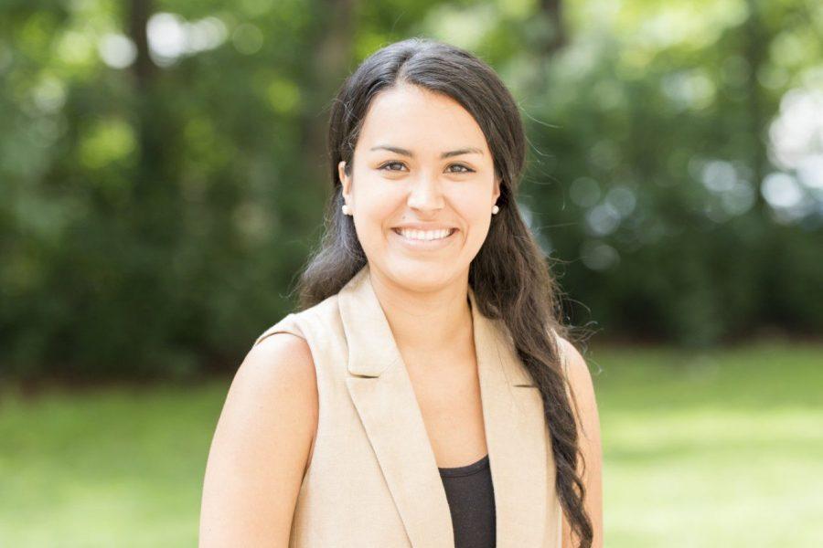 Sarena Martinez transferred to Vanderbilt after starting college at age 16. (Photo courtesy Sarena Martinez)