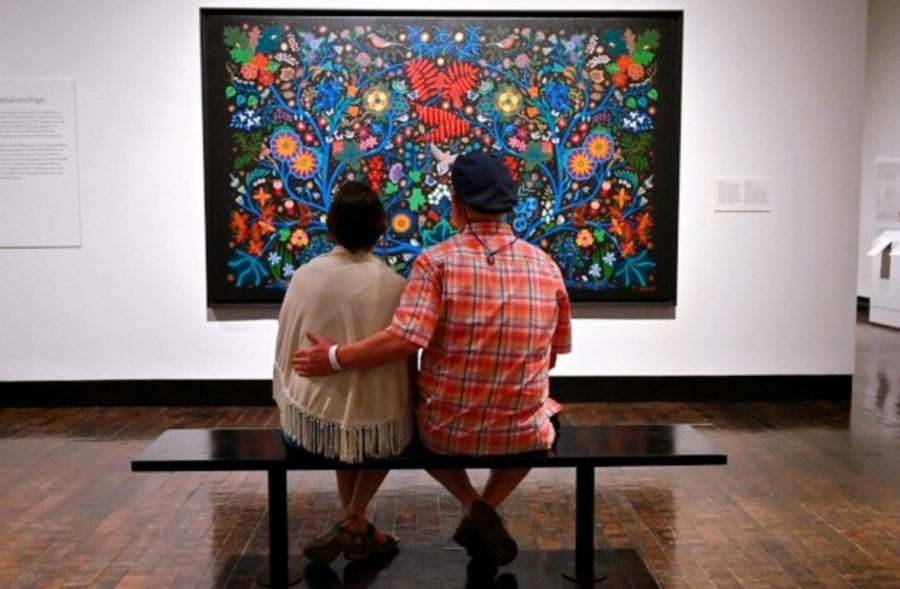 Take your date to the Frist Art Museum this Valentine's Day.
