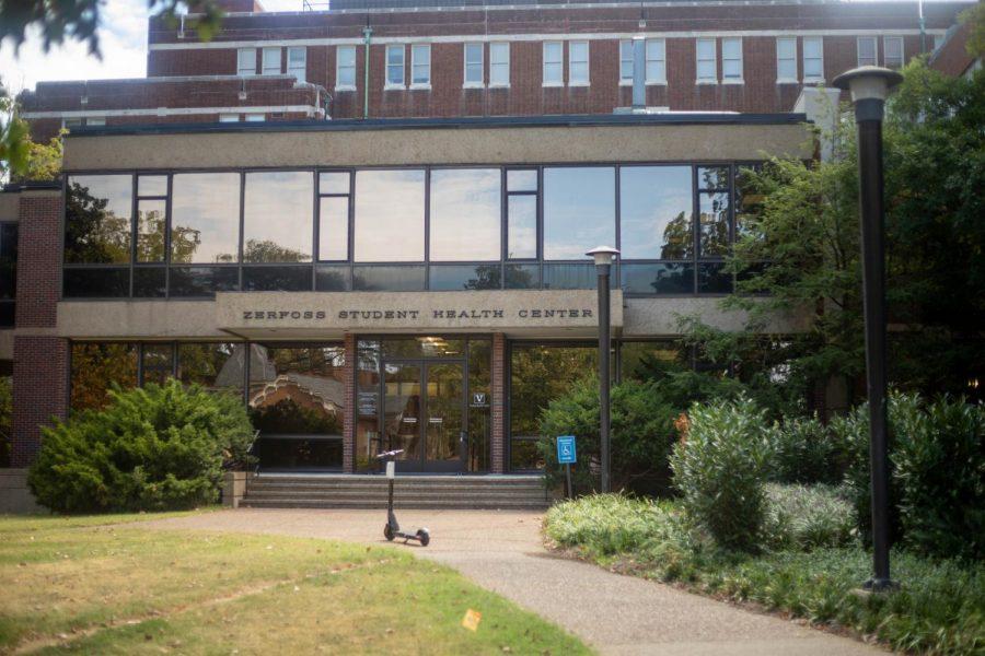 Vanderbilt Student Health center.