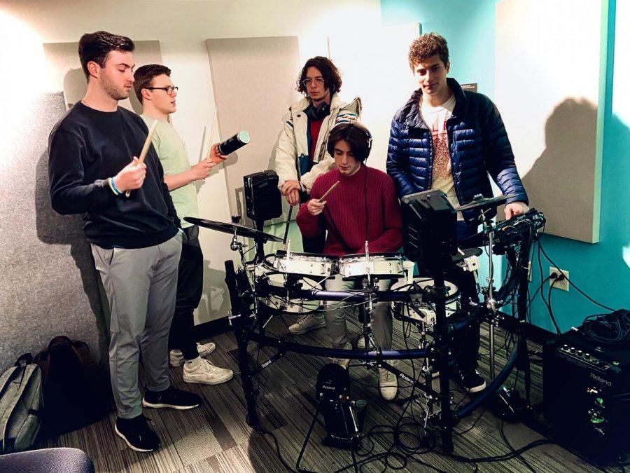Decrypting Bottom Text: Vanderbilt's enterprising funk-pop band