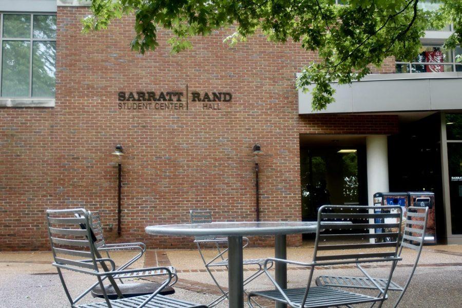 Vanderbilt's student center.