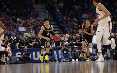 Vanderbilt's youth, lack of size on display in SEC Tournament loss