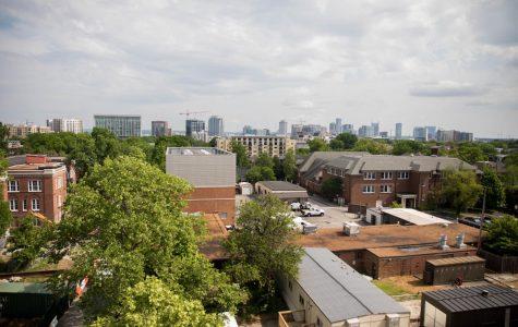 Vanderbilt campus.