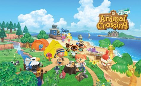 "Escape to a blissful island with ""Animal Crossing: New Horizons"""