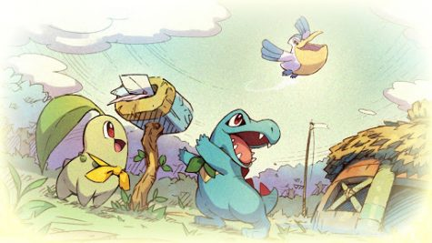 """Pokémon Mystery Dungeon: Rescue Team DX:"" a cute but confusing take on the world of Pokémon"