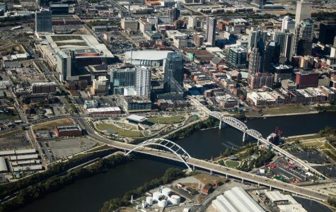 Nashville from above.