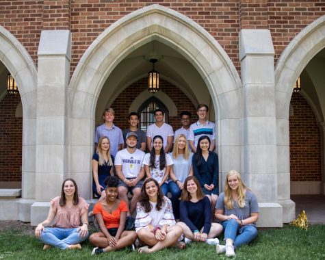 The Hustler bids a virtual farewell to our seniors on the editorial board this year as we thank them for their contributions to student media.