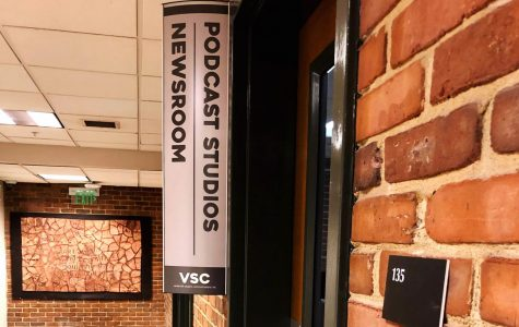 The Vanderbilt Student Communications newsroom is located in the downstairs of Sarratt Center, near the Vanderbilt Recording Studio, VandyRadio and WRVU.