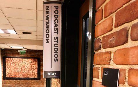 The Vanderbilt Student Communications newsroom is located in the downstairs of Sarratt Center, near the Vanderbilt Recording Studio, VandyRadio and WRVU.