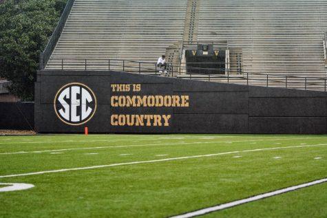 Vanderbilt field.