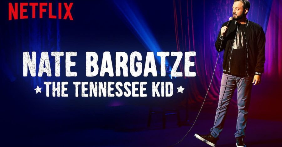 Nate+Bargatze%27s+hour-long+special+%22The+Tennessee+Kid%22+is+available+on+Netflix+%28Photo+courtesy+Netflix%29