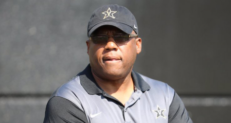 Vanderbilt senior football defensive analyst Osia Lewis passed away on May 31, 2020. (Vanderbilt Athletics)
