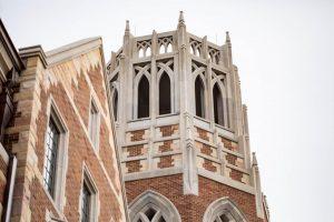 E. Bronson Ingram is a Residential College located on Vanderbilt's main campus.