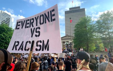 Black Lives Matter Protest at Nashville State Capitol